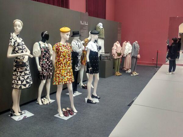 Выставка Мода Узбекистана вчера и сегодня - Sputnik Узбекистан