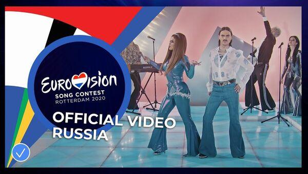 Клип к песне Little Big для Евровидения-2020 - Sputnik Ўзбекистон