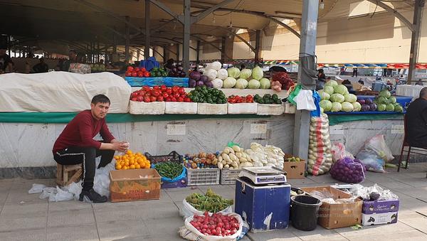 Рынок Эски жува в Ташкенте - Sputnik Узбекистан