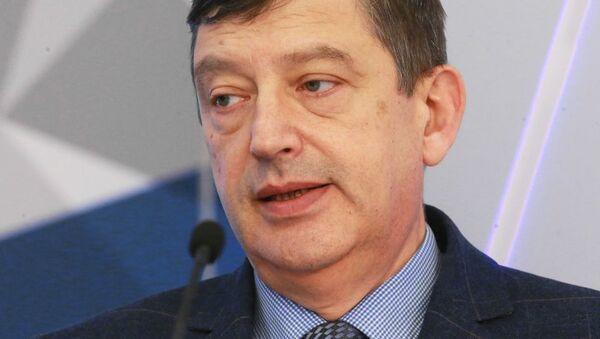 Адвокат, правозащитник Михаил Иоффе - Sputnik Узбекистан