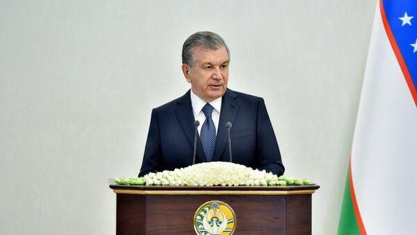 Президент Шавкат Мирзиёев обратился к народу  в связи с ситуацией вокруг коронавируса - Sputnik Ўзбекистон