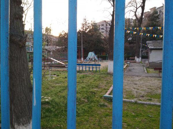 Игровая площадка ДОУ - Sputnik Ўзбекистон