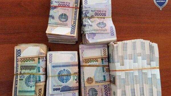 V Andijanskoy oblasti zloumыshlennik ukral boleye 60 mln sumov - Sputnik Oʻzbekiston