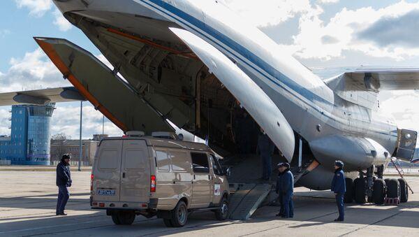 Россия окажет помощь Италии в борьбе с COVID-19 - Sputnik Узбекистан