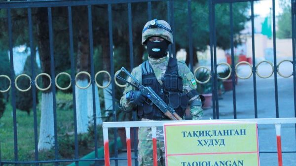 Военнослужащие Минобороны взяли под контроль карантинные центры - Sputnik Ўзбекистон