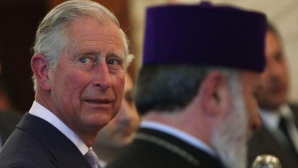 Визит принца Чарльза в Армению - Sputnik Ўзбекистон