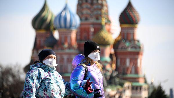 Повседневная жизнь в Москве - Sputnik Ўзбекистон