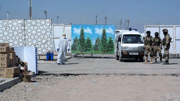 В Уртачирчикском районе Ташкентской области появится карантинная зона для прилетающих из зарубежа - Sputnik Ўзбекистон