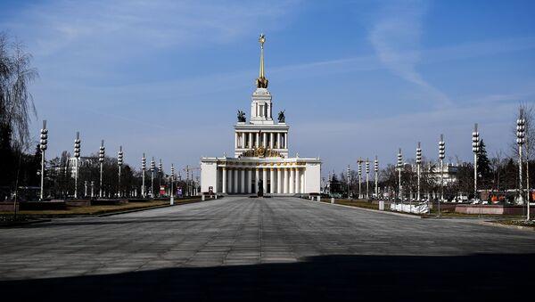 Закрытие парков в Москве  - Sputnik Ўзбекистон