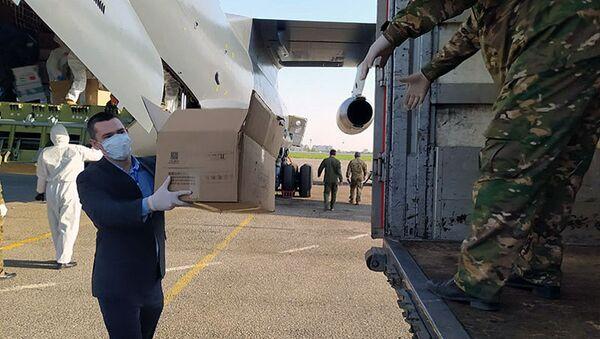 Китайские компании направили в Узбекистан в качестве гуманитарной помощи 20 тонн медикаментов - Sputnik Ўзбекистон