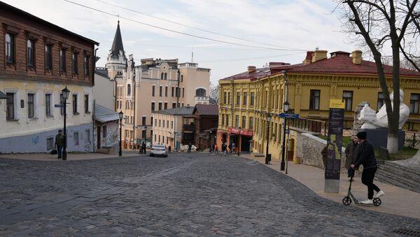 На Украине объявлен режим ЧС в связи с коронавирусом - Sputnik Ўзбекистон