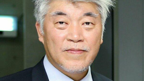 Профессор Университета Корё Республики Корея Цой Чже Ук - Sputnik Ўзбекистон
