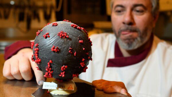 Коронавирус на десерт: как на эпидемию отреагировали кафе и кондитерские - Sputnik Узбекистан