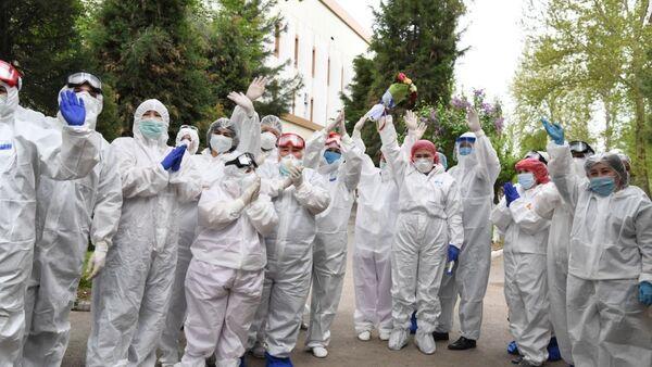 В Узбекистане выздоровели еще пятеро заболевших коронавирусом - Sputnik Ўзбекистон