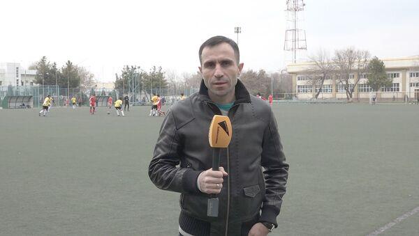 Известный в прошлом узбекский футболист, тренер молодежной сборной страны Тимур Кападзе - Sputnik Узбекистан