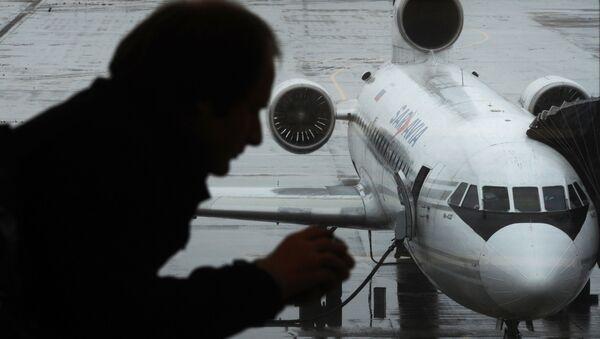 Пассажир в зале ожидания - Sputnik Ўзбекистон