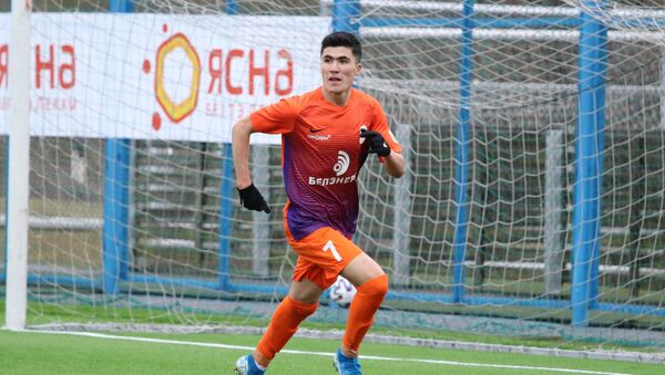 Жасур Яхшибоев - Sputnik Узбекистан