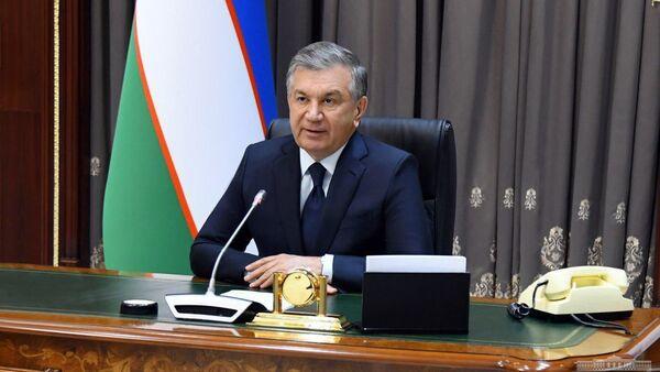 Президент Шавкат Мирзиёев провел совещание по вопросам обеспечения стабильной работы банковской системы - Sputnik Ўзбекистон