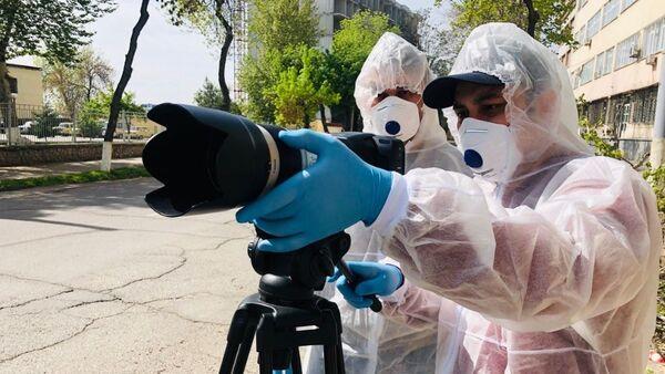 В Узбекистане снимут документальный фильм о коронавирусе - Sputnik Узбекистан
