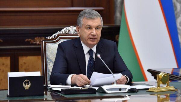Президент Шавкат Мирзиёев принял участие во внеочередном саммите Совета сотрудничества тюркоязычных государств - Sputnik Ўзбекистон