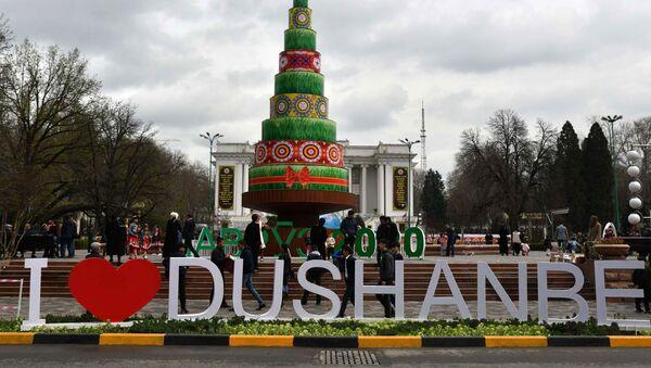 Празднование Навруза в Душанбе - Sputnik Ўзбекистон