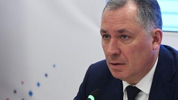 Президент Олимпийского комитета России (ОКР) Станислав Поздняков - Sputnik Узбекистан