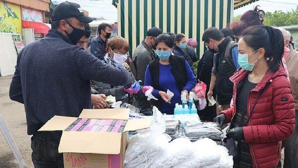 В Ташкенте разрешили ярмарки с непродовольственными товарами - Sputnik Узбекистан