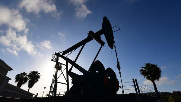 Добыча нефти в США - Sputnik Узбекистан