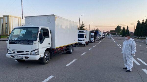 В Узбекистан доставили тела мигрантов, погибших в России - Sputnik Узбекистан