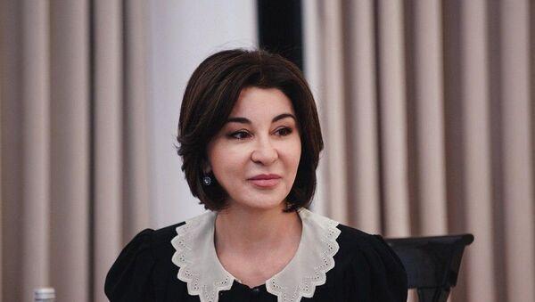 Зиёратхон Мирзиёева  - Sputnik Узбекистан
