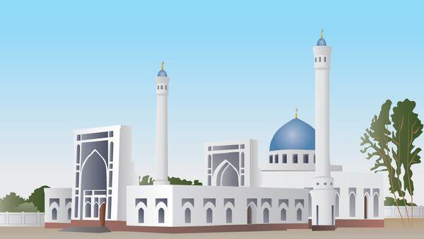 Календарь Рамазан - узбекская версия - Sputnik Ўзбекистон