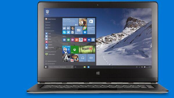 Windows 10 operatsion tizimi - Sputnik Oʻzbekiston