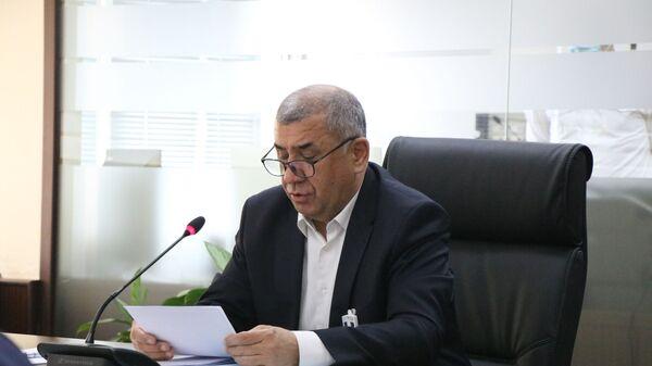 Генеральный прокурор Узбекистана Нигматулла Юлдашев - Sputnik Узбекистан
