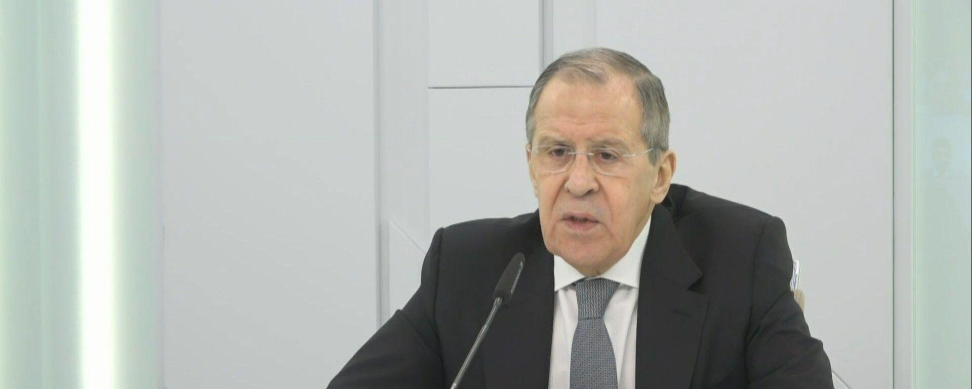 Лавров: Россия готова обсуждать новые виды вооружений за рамками СНВ-3 - Sputnik Узбекистан, 1920, 27.04.2020
