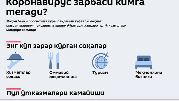 Халқаро пул ўтказмалари - Sputnik Ўзбекистон
