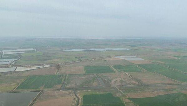 Угроза наводнения в Сырдарьинской области - Sputnik Узбекистан