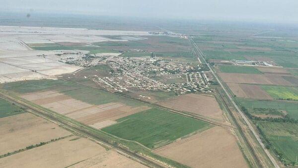 Угроза наводнения в Сирдарьинской области - Sputnik Ўзбекистон