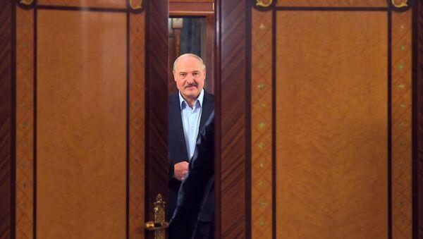 Встреча президента РФ В. Путина с президентом Белоруссии А. Лукашенко  - Sputnik Ўзбекистон