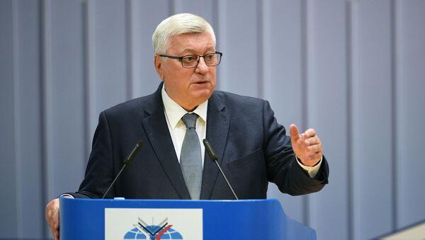 Глава МИД РФ С. Лавров встретился со студентами МГИМО  - Sputnik Узбекистан