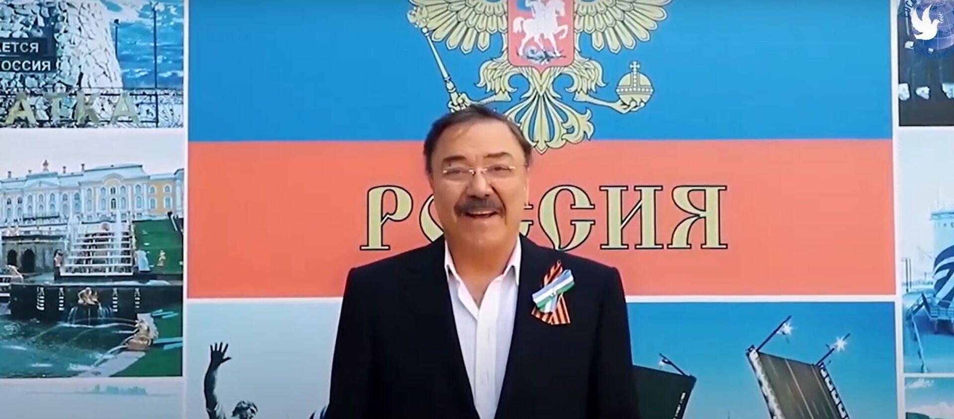 Песня День Победы впервые прозвучала на узбекском языке- видео - Sputnik Узбекистан, 1920, 09.05.2020
