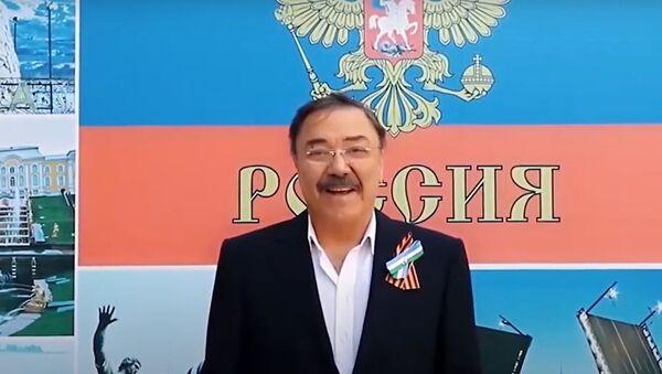 Pesnya Den Pobedы vpervыe prozvuchala na uzbekskom yazыke- video - Sputnik Oʻzbekiston