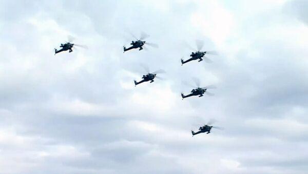 LIVE_СПУТНИК: Авиашоу пилотажных групп в День Победы  - Sputnik Узбекистан