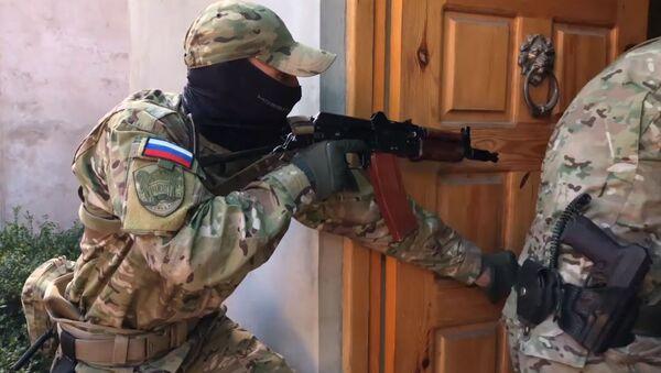 Sotrudniki FSB - Sputnik Oʻzbekiston