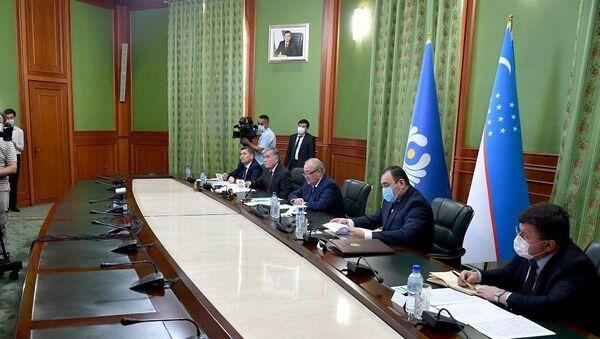 Главы внешнеполитических ведомств Содружества рассмотрели актуальные вопросы международной повестки дня и взаимодействия в рамках СНГ - Sputnik Узбекистан