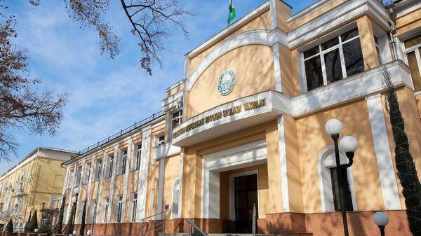 Здание министерства здравоохранения республики Узбекистан - Sputnik Узбекистан
