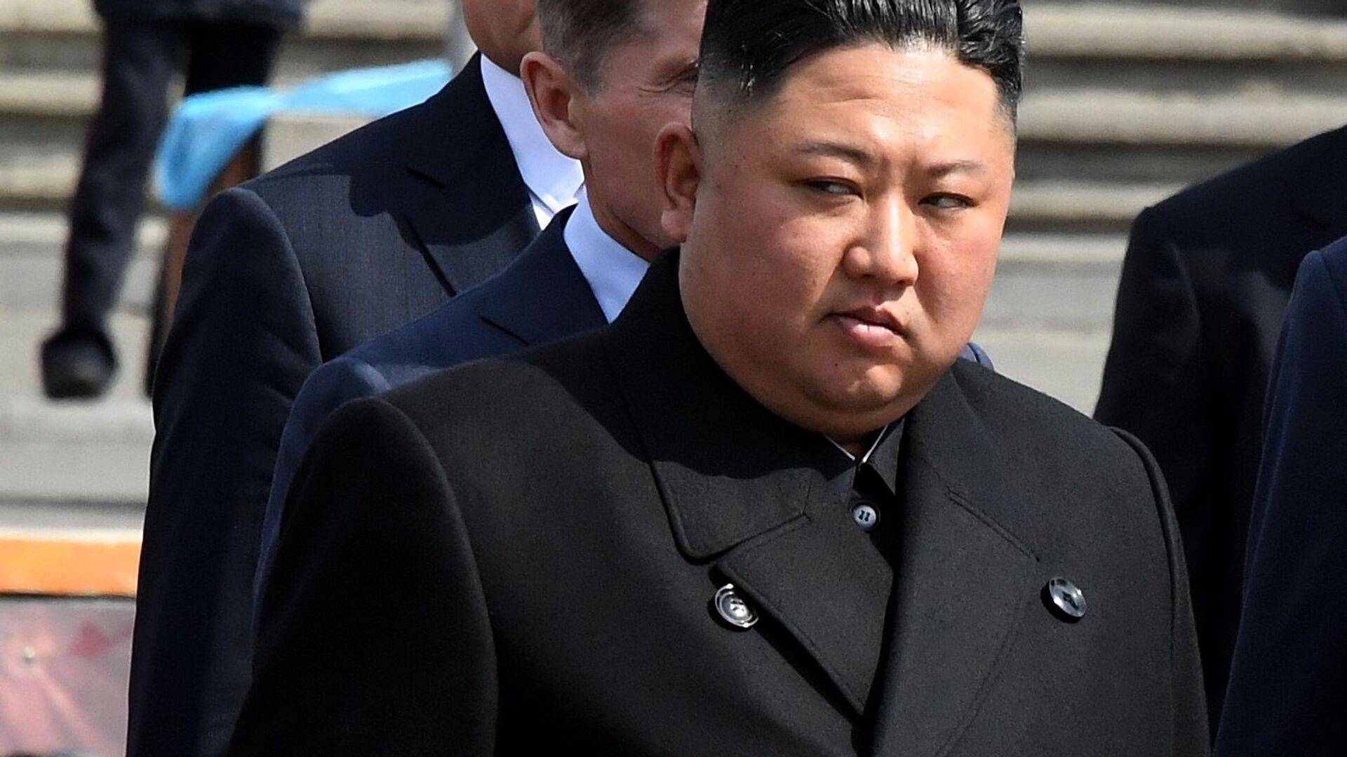 Председатель Госсовета Корейской Народно-Демократической Республики Ким Чен Ын - Sputnik Ўзбекистон, 1920, 30.09.2021