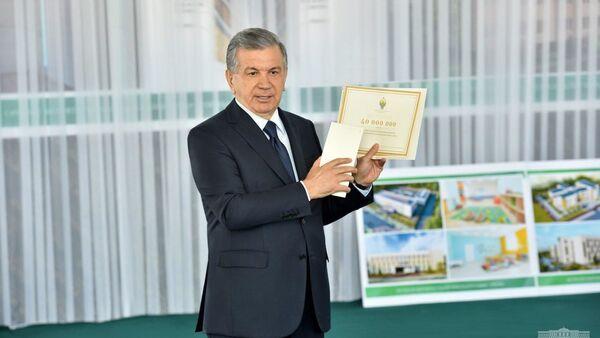 Всем пострадавшим от наводнения от имени президента Узбекистана передается материальная помощь в размере 40 миллионов сумов. - Sputnik Узбекистан