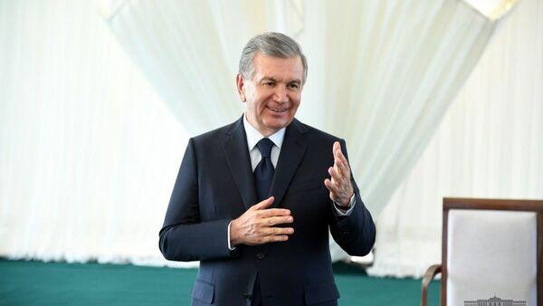 Президент Шавкат Мирзиёев - Sputnik Узбекистан