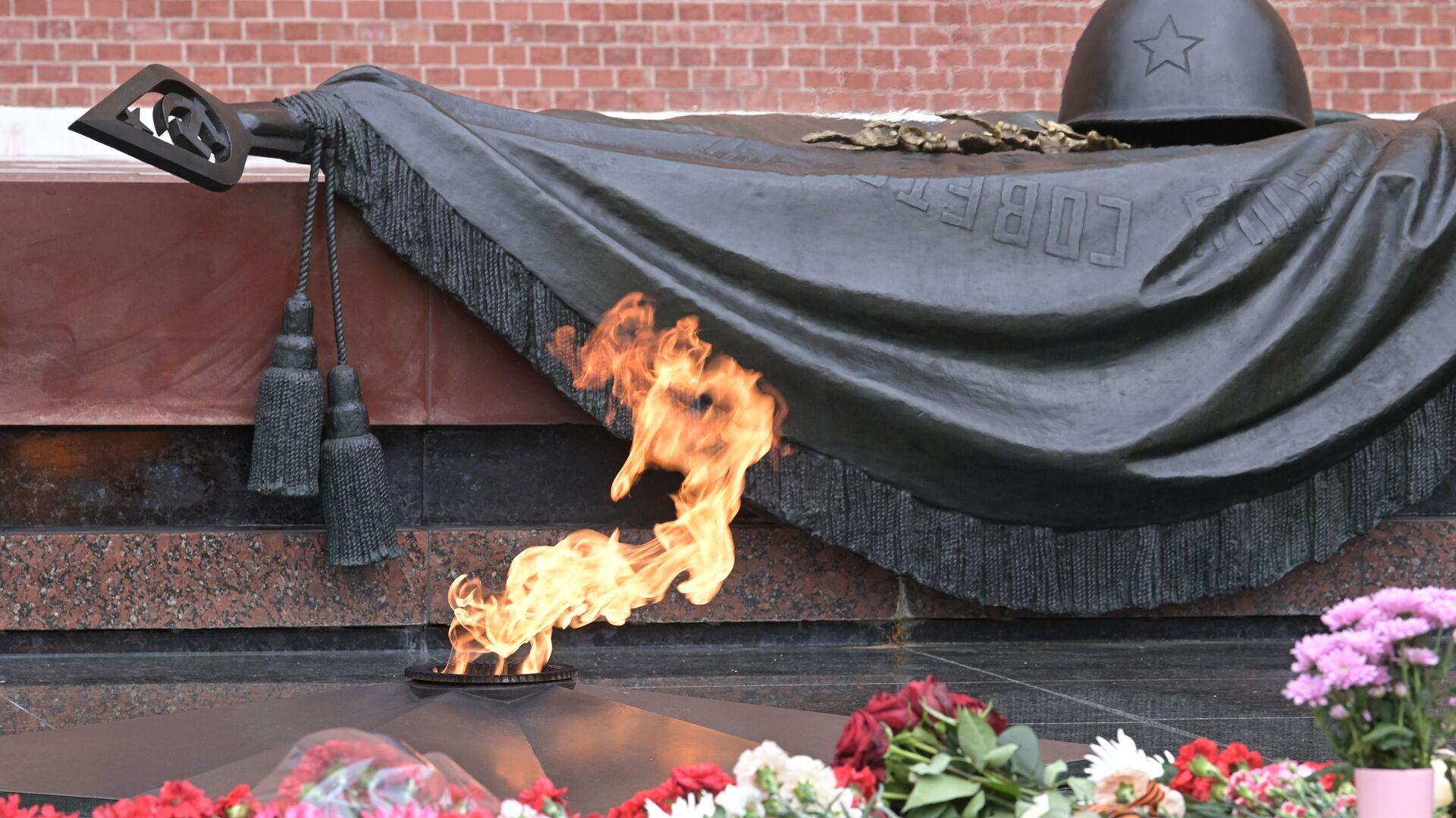 Празднование Дня Победы в Москве - Sputnik Узбекистан, 1920, 25.02.2021