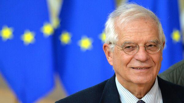 Саммит ЕС в Брюсселе - Sputnik Ўзбекистон